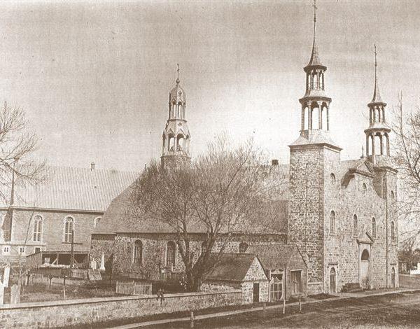 Ancienne église de Mascouche