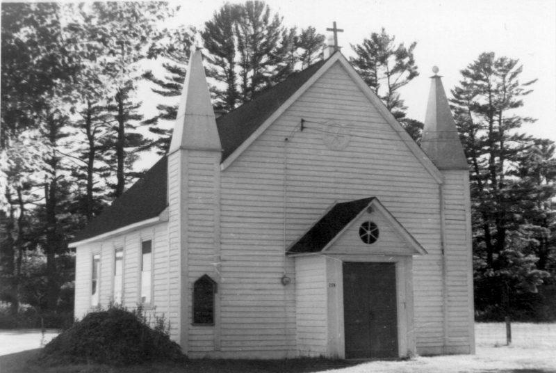 Église anglicane Grace