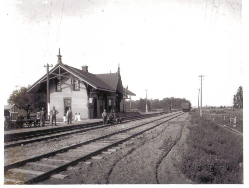Chemin de fer de Mascouche