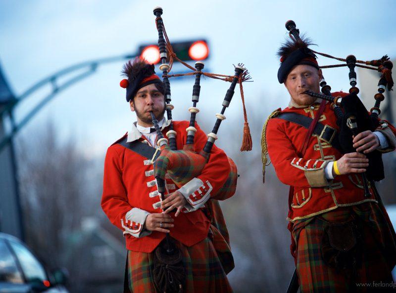 Cornemuse | Musiciens | Parade | Musique celtique