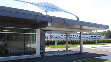 Gare de Mascouche