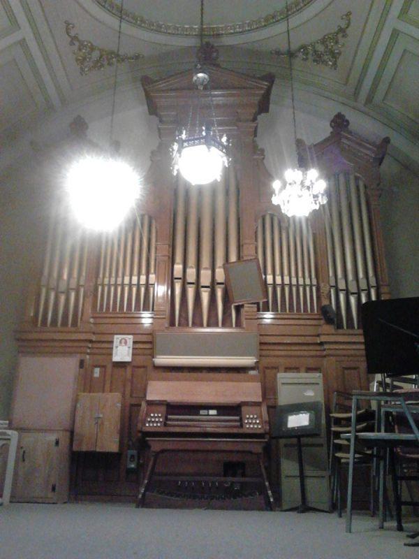 Orgue de l'église Saint-Henri, Mascouche