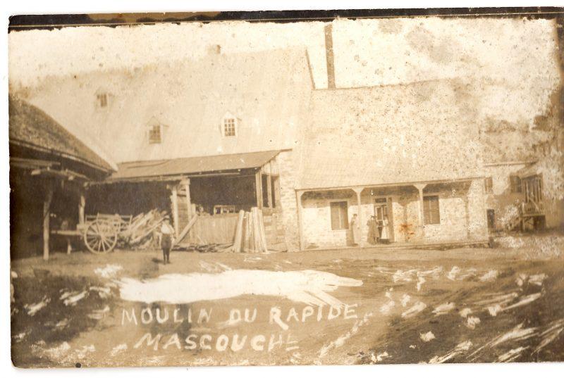 Moulin du rapide de Mascouche