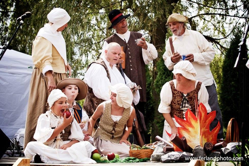Fête de pionniers de Mascouche